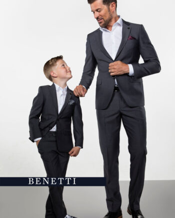 Boys Suits Hogan Grey