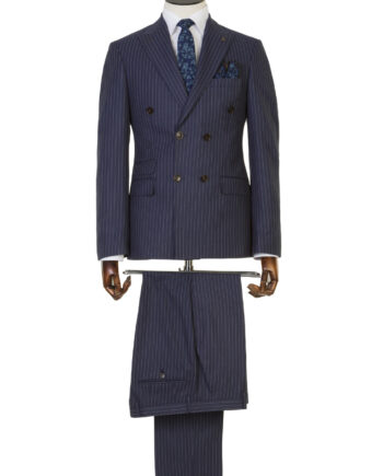 Brady Navy 2 Piece Suit