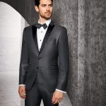 Prestige Anthracite Glencheck 3 Piece Suit