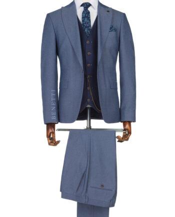Svarez Steel Blue suit