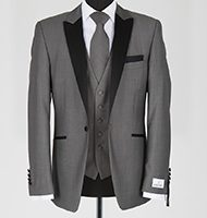 light grey tux 3