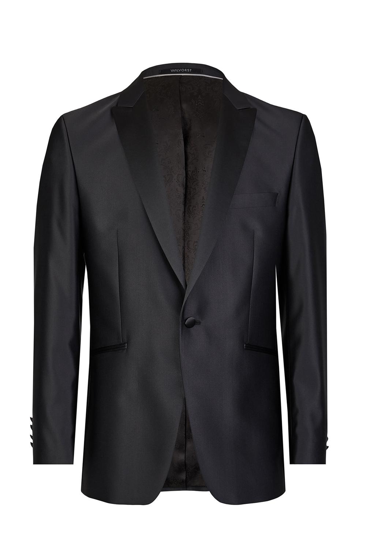 Black 2 Piece Tuxedo