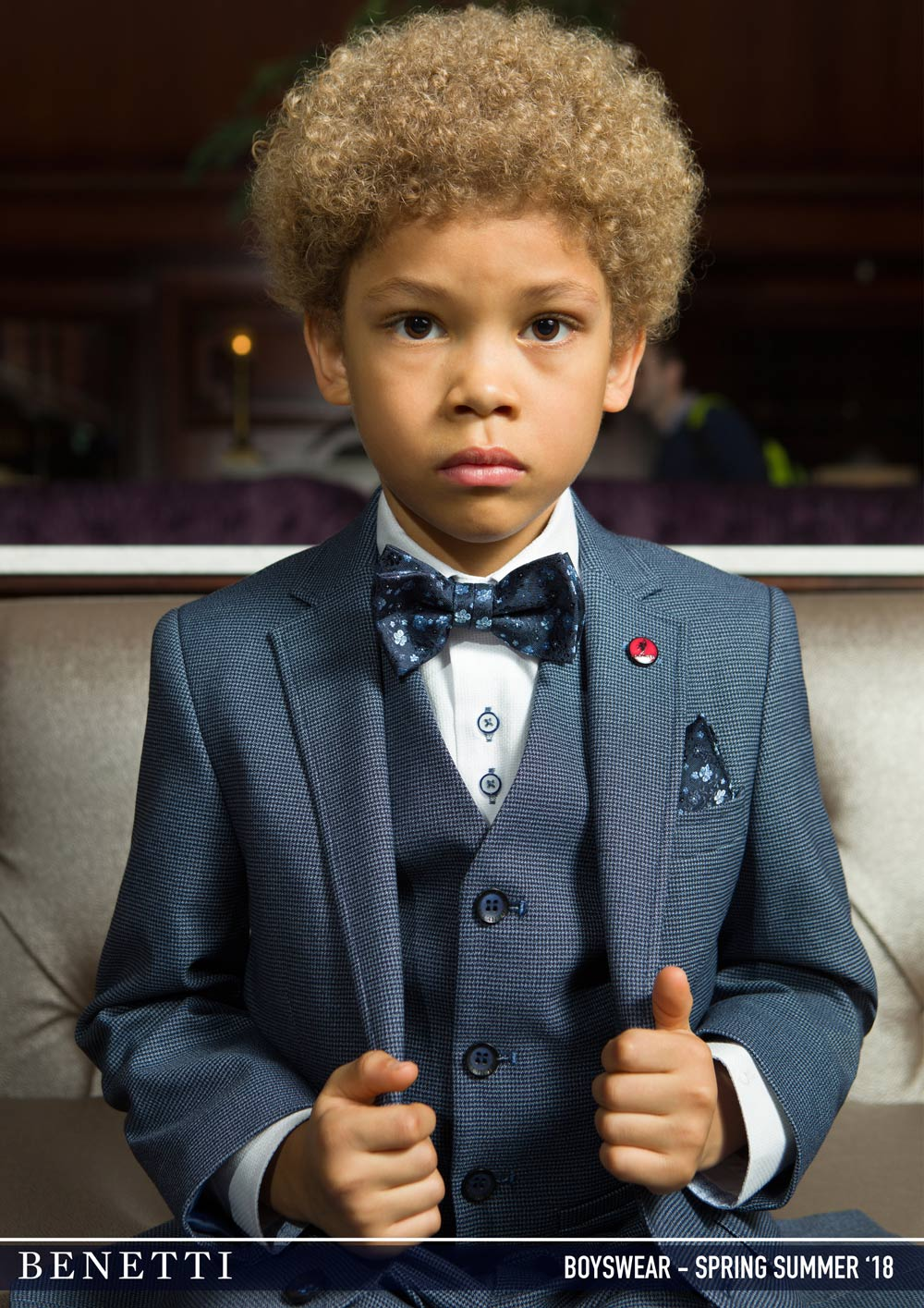 4ec88e8a3b9 Moskow Navy 3 Piece Boys Suit - Tom Murphy s Formal and Menswear