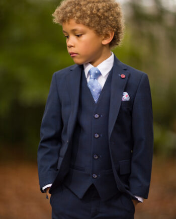 Warsaw Petrol 3 Piece Boys Suit