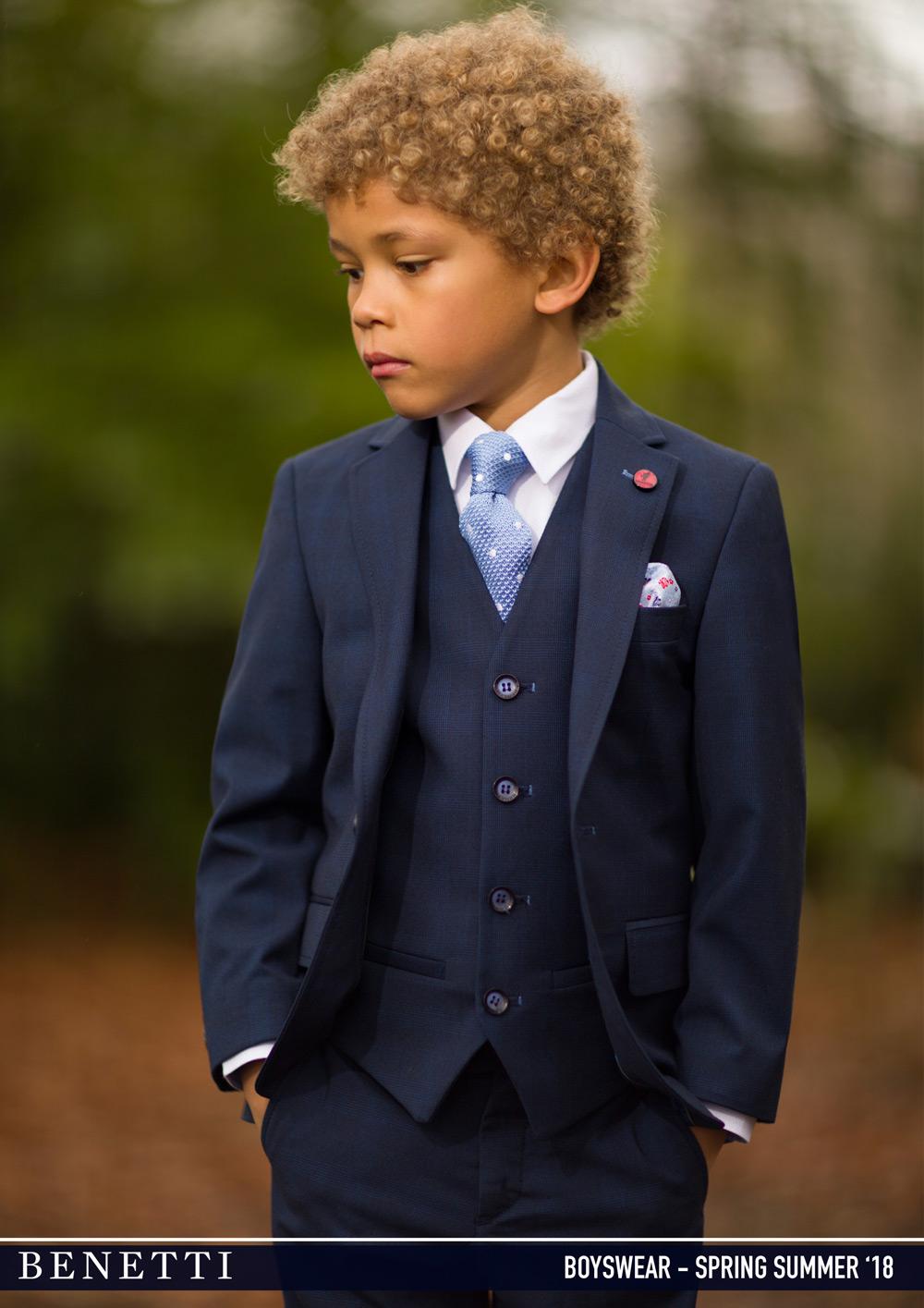 84cb16473 Warsaw Petrol 3 Piece Boys Suit - Tom Murphy's Formal and Menswear