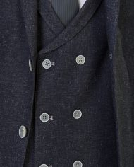 Bowe Grey 3 Piece Suit