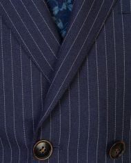 Brady Navy 3 Piece Suit