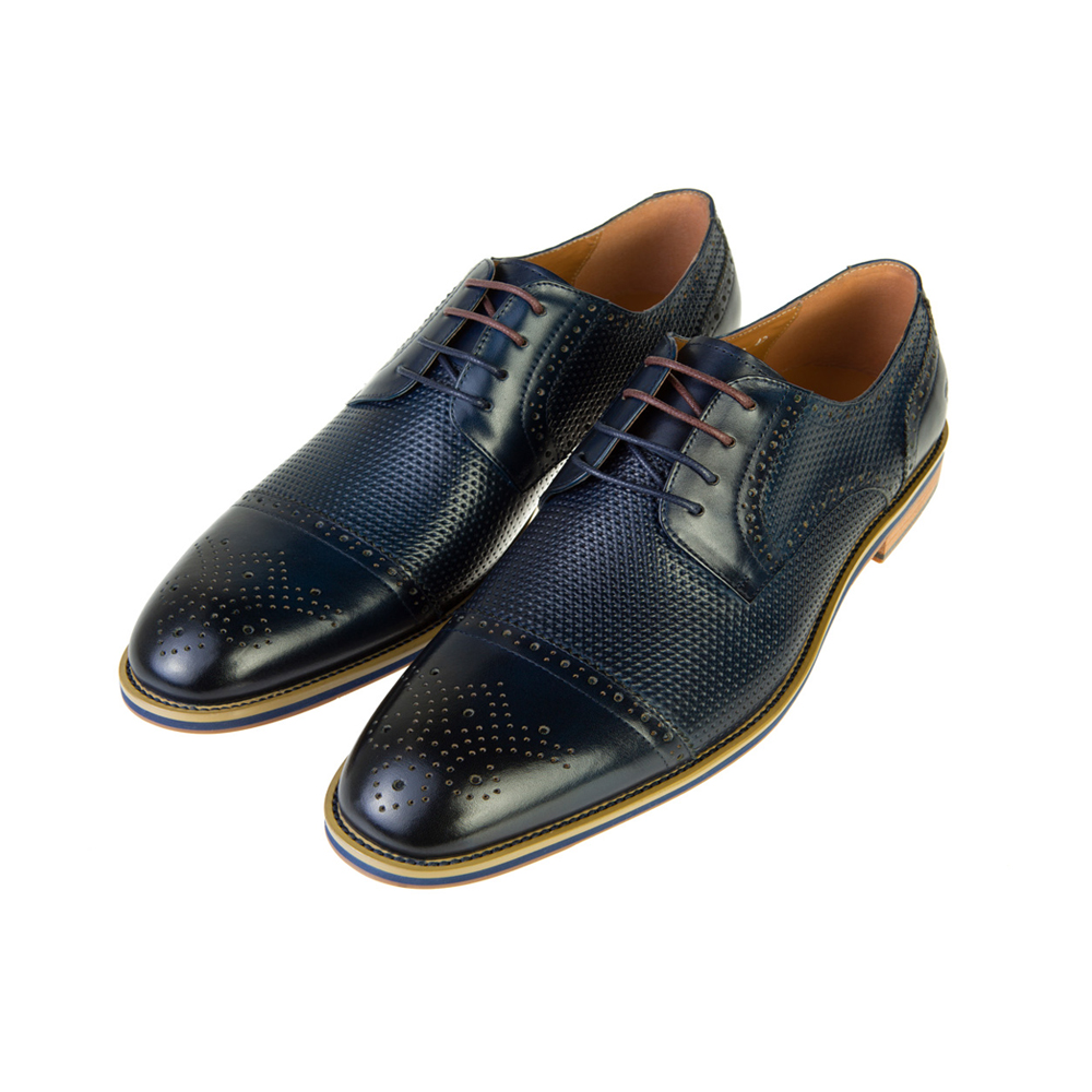 Conor Navy Shoes
