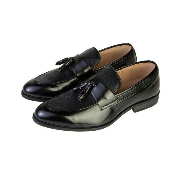 Elvis Black Shoe