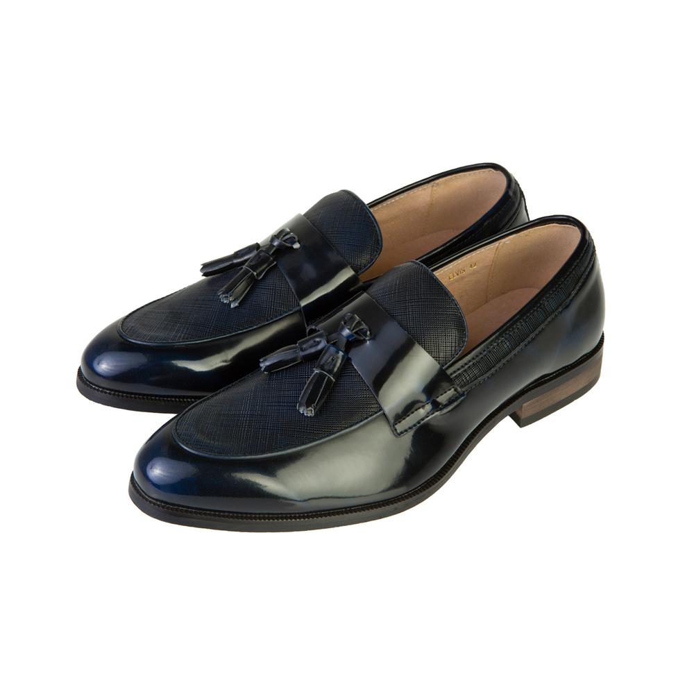 Elvis Navy shoe