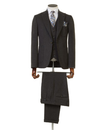 Ormond Grey Tweed 3 piece suit