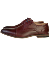 Spencer Burgundy Shoe