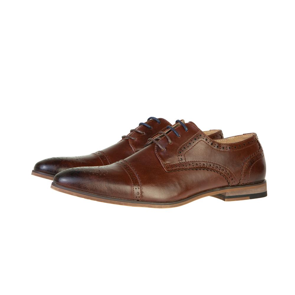Spencer Chestnut Shoes