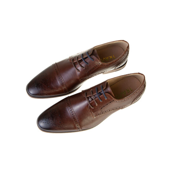 Spencer Chestnut Shoe