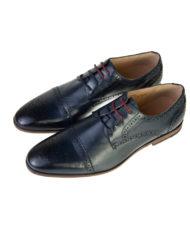 Spencer Navy Shoe