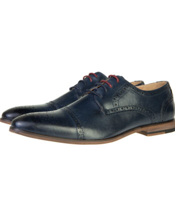 Spencer Navy Shoe