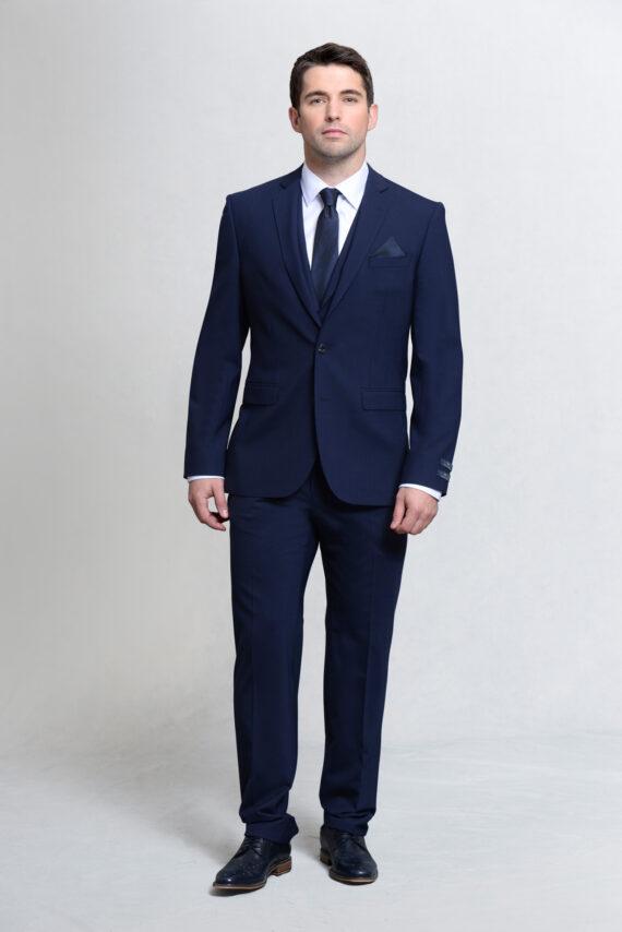 Navy Mix & Match 3 Piece Suit