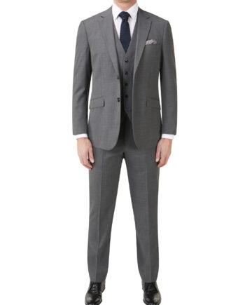 Farnham Grey 3 Piece Suit