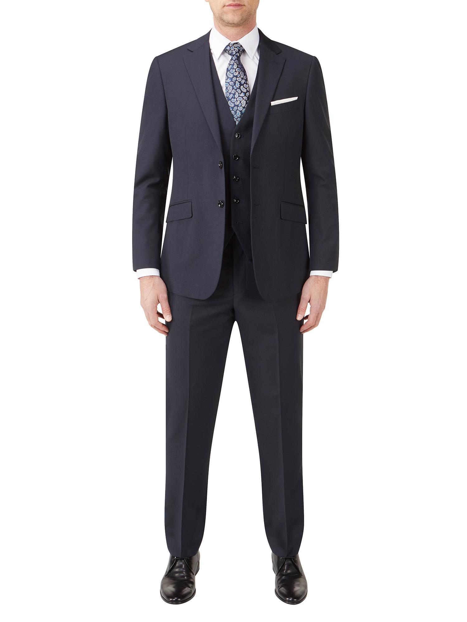Farnham Navy 3 Piece Suit
