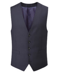 Farnham Navy 3 Piece Suit