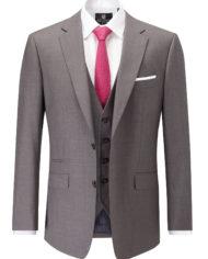Joss Grey 3 Piece Suit
