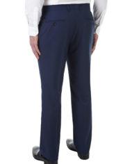 Joss Royale Blue 3 Piece Suit