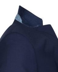 Navy Micro Design 3 Piece Suit