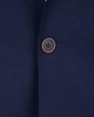 Navy Micro Design 3 Piece Suit