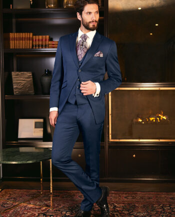 Blue Drop 8 Wedding Suit
