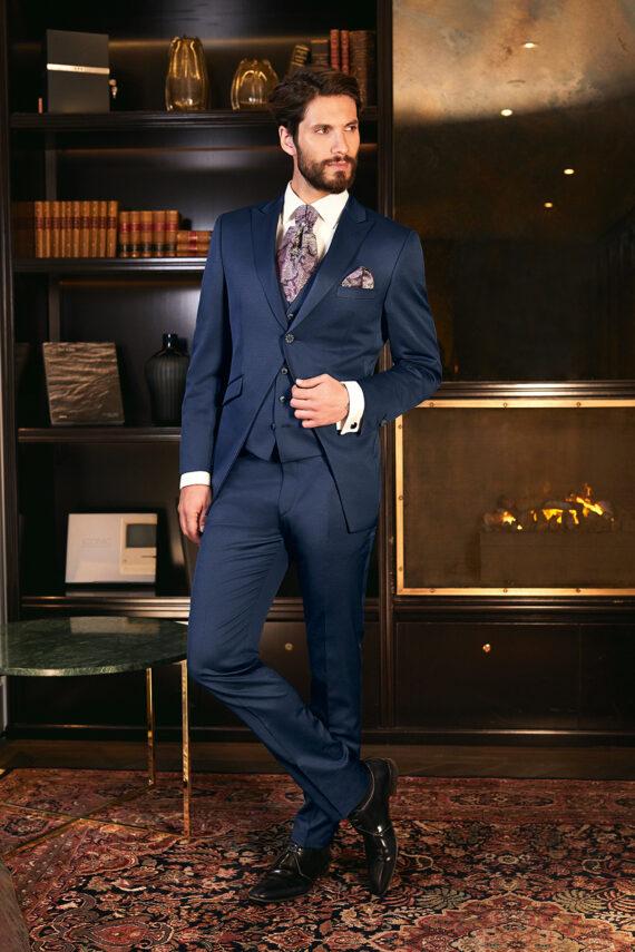 Blue Drop 8 Wedding Suit