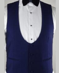 Blue Wedding Tuxedo