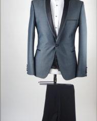 Grey Wedding Tuxedo