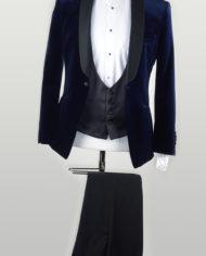 Royal Blue Wedding Tuxedo