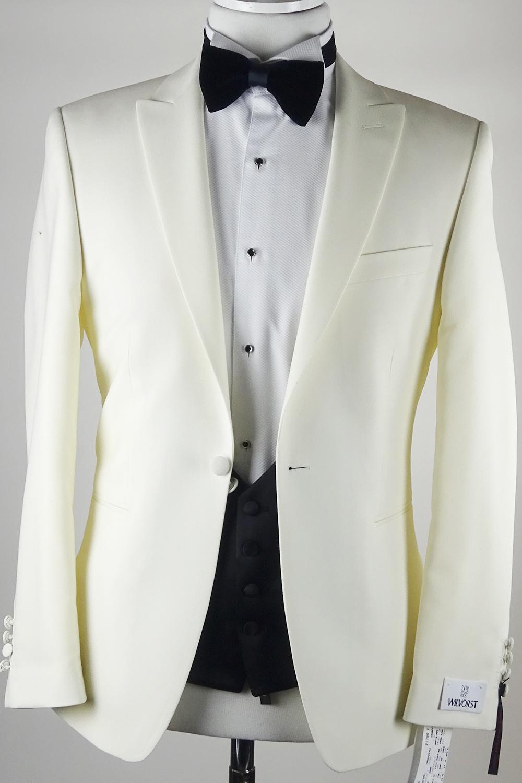 Wedding Tuxedo White