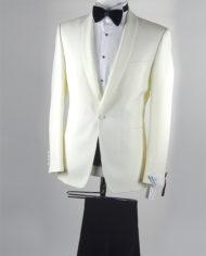 White Wedding Tuxedo