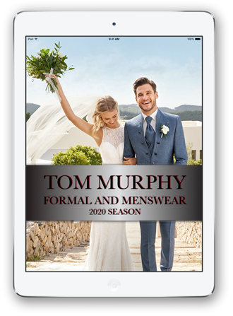 Tom Murphy Bespoke Wedding Suits Digital Catalogue