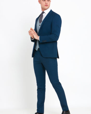 Lloyd teal 3 Piece Suit