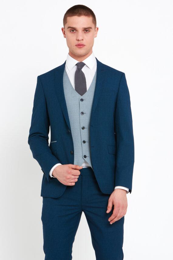Lloyd teal 3 Piece Suit