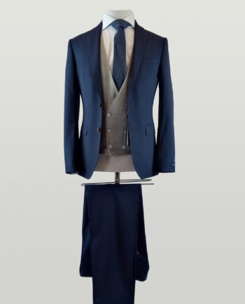 Alistair 3 Piece Suit