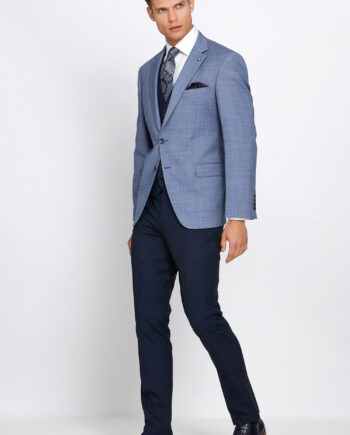 Bobby Blue 3 Piece Suit