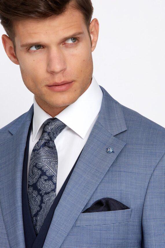 Bobby Blue 3 Piece Suit