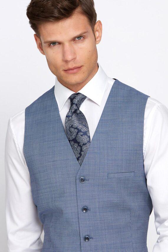 Bobby Navy 3 Piece Suit