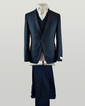 Gillingham Gunmetal Grey Suit