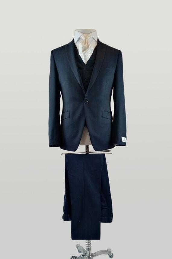 Gillingham Gunmetal Grey Suit