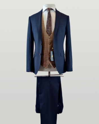 Harrington 3 Piece Suit