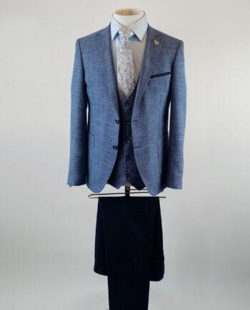 Henderson 3 Piece Suit