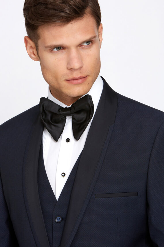 Cusack Navy Shawl Tuxedo