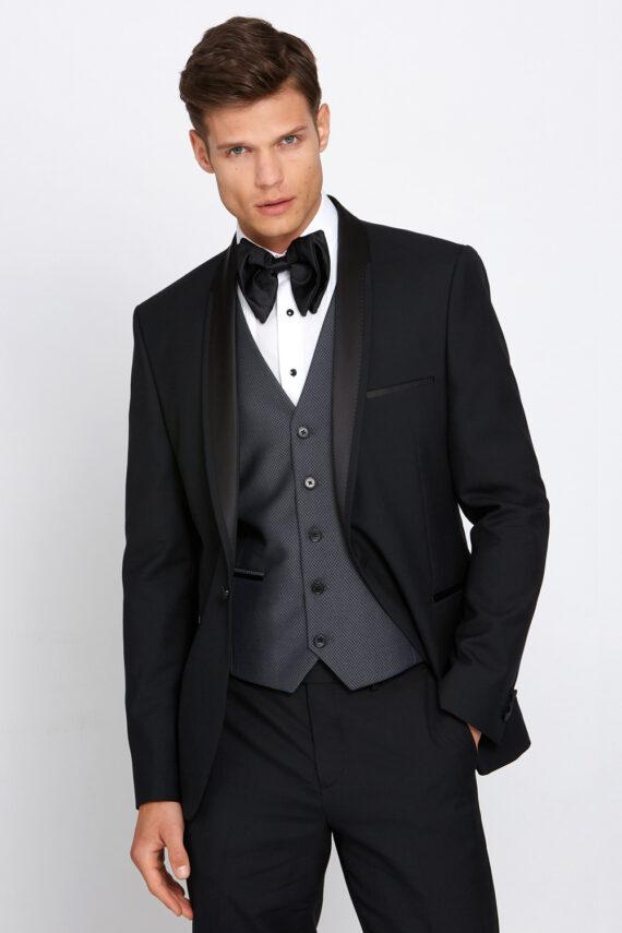 Elton Black Tuxedo