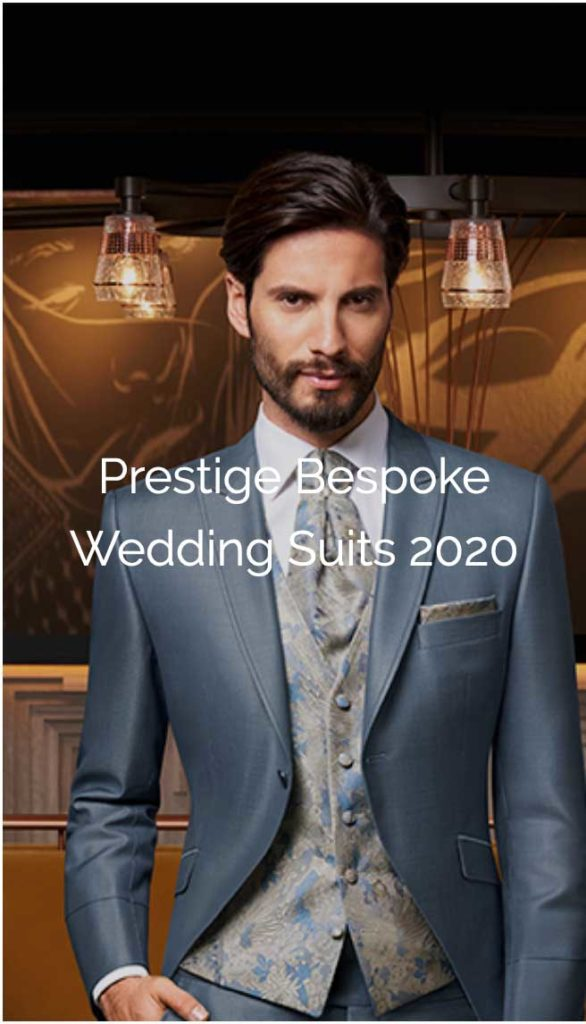 Prestige Bespoke Wedding Suits 2020