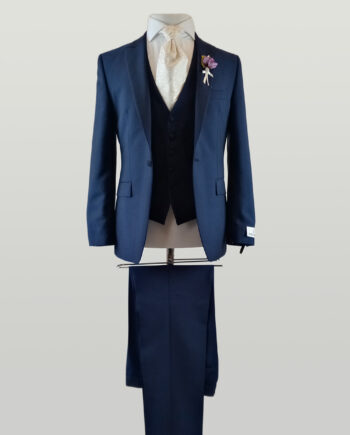 Royal 1 Button 3 piece suit